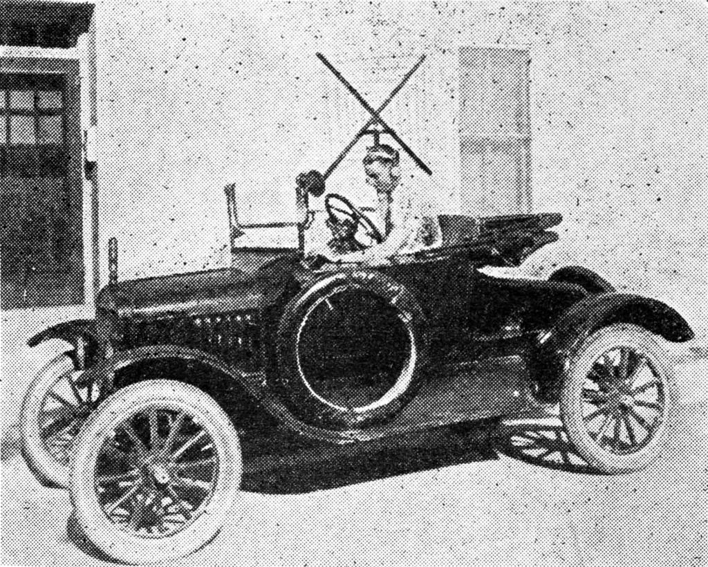 6GD's car